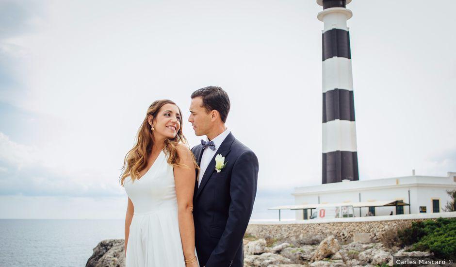 La boda de Cristhian y Fofe en Ciutadella De Menorca, Islas Baleares