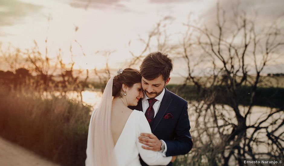 La boda de Sergio y Lourdes en Daimiel, Ciudad Real