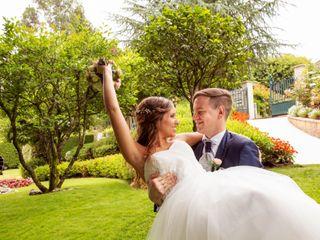La boda de Natalia y Simón