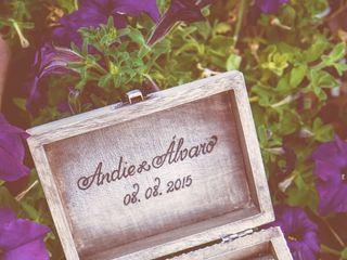 La boda de Andie y Álvaro 2