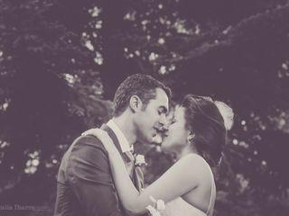 La boda de Andie y Álvaro