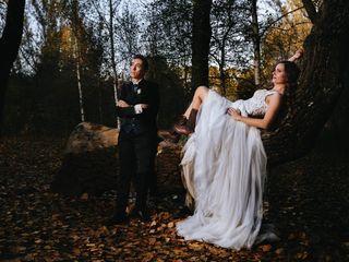 La boda de Monica y Oliver