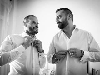La boda de Jose y Salva 1