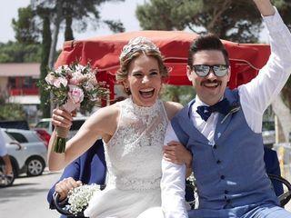 La boda de Ann y Pau