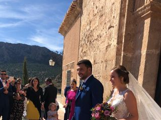 La boda de Domingo Y Merce y Domingo  2