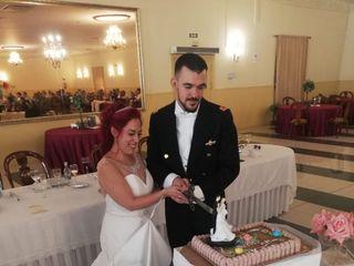 La boda de Esther y Rafael  2