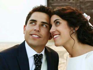 La boda de Angela y Omar