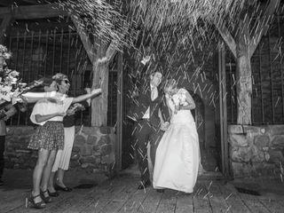 La boda de Ainhoa y Ander