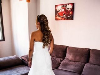 La boda de Lady y Alberto 1