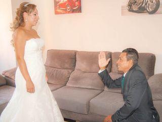 La boda de Lady y Alberto 2