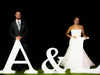 La boda de Lady y Alberto