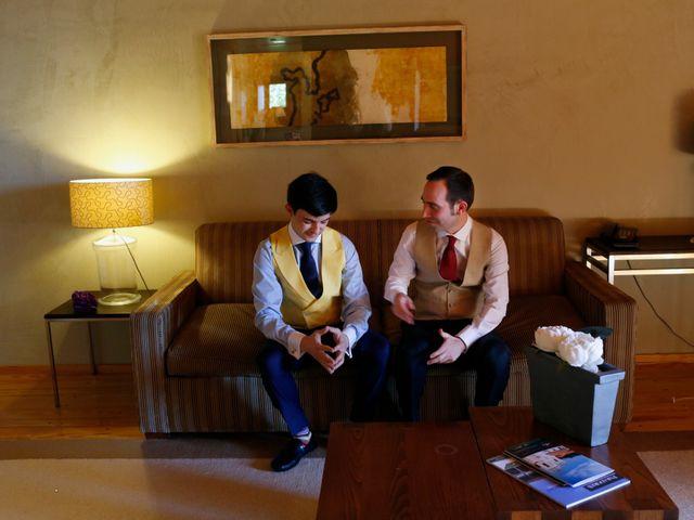 La boda de Nito y Alberto