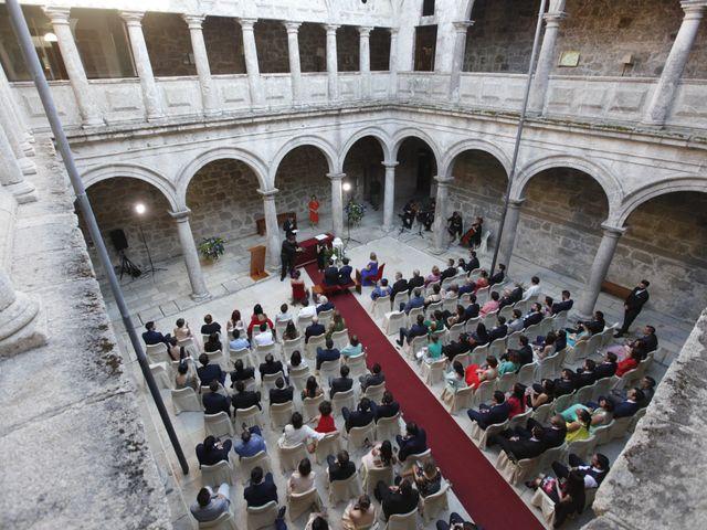 La boda de Alberto y Nito en Santo Estevo De Ribas De Sil, Orense 6