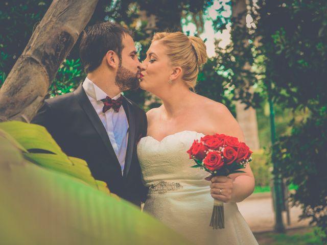 La boda de Javi y Naty en Valencia, Valencia 40