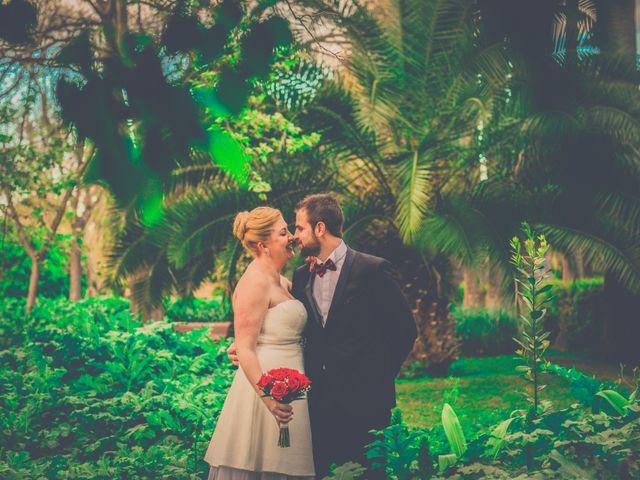 La boda de Javi y Naty en Valencia, Valencia 44