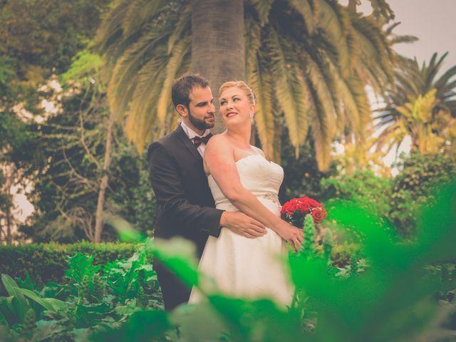 La boda de Naty y Javi