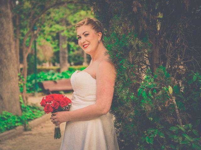 La boda de Javi y Naty en Valencia, Valencia 45