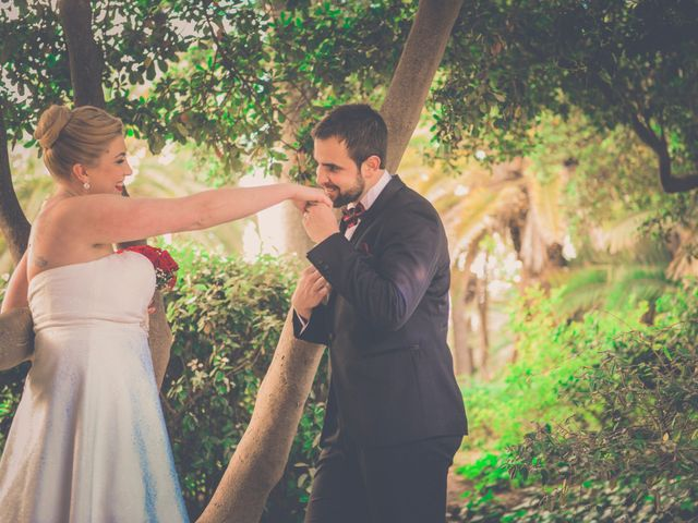 La boda de Javi y Naty en Valencia, Valencia 47