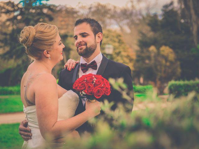 La boda de Javi y Naty en Valencia, Valencia 51