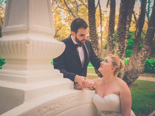 La boda de Javi y Naty en Valencia, Valencia 55