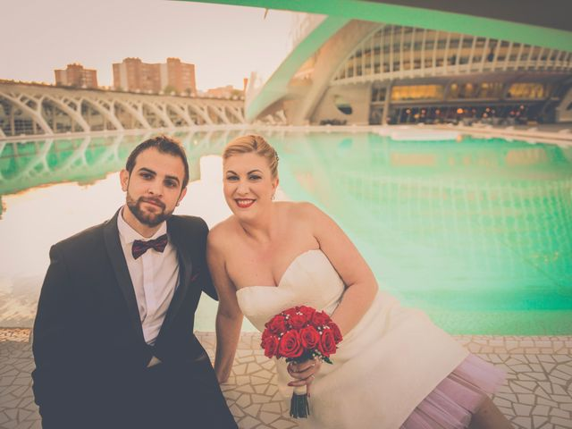 La boda de Javi y Naty en Valencia, Valencia 57