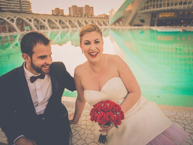 La boda de Javi y Naty en Valencia, Valencia 58