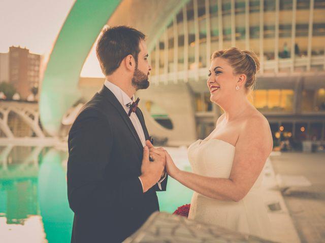 La boda de Javi y Naty en Valencia, Valencia 60