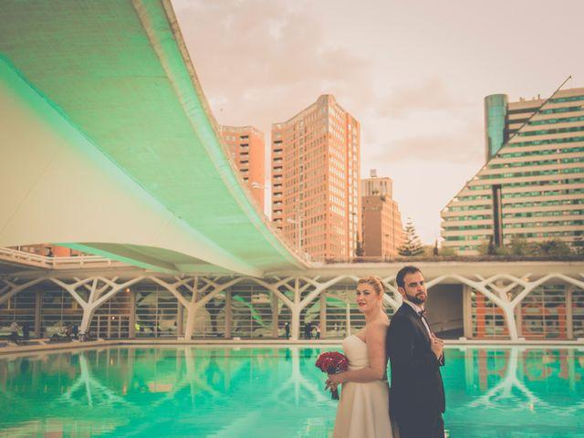 La boda de Javi y Naty en Valencia, Valencia 1