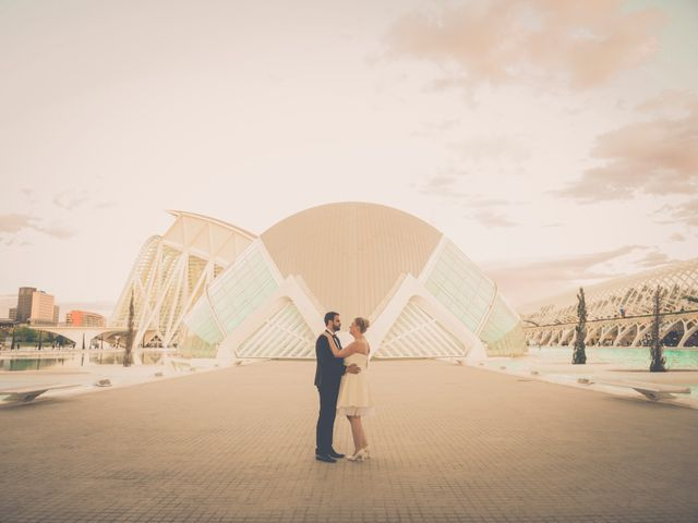 La boda de Javi y Naty en Valencia, Valencia 61