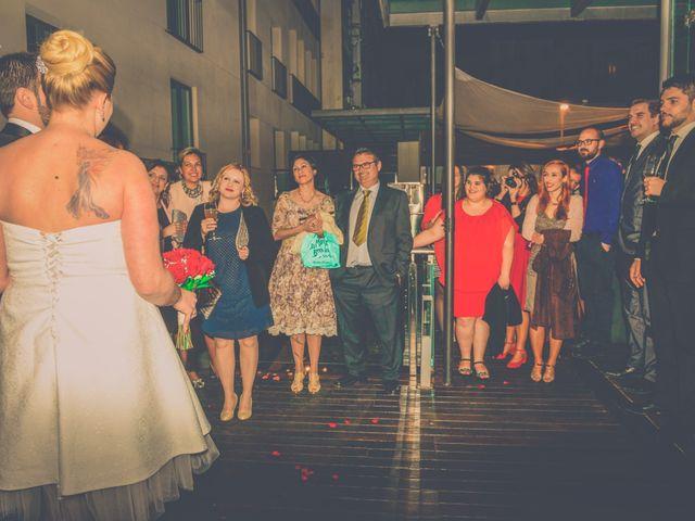 La boda de Javi y Naty en Valencia, Valencia 73
