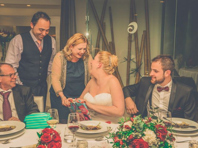 La boda de Javi y Naty en Valencia, Valencia 85