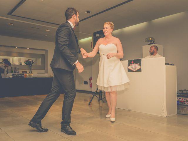La boda de Javi y Naty en Valencia, Valencia 129