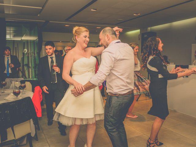 La boda de Javi y Naty en Valencia, Valencia 136