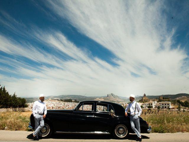 La boda de Jose y Salva