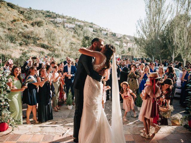 La boda de Roberto y Lurdes en Granada, Granada 29