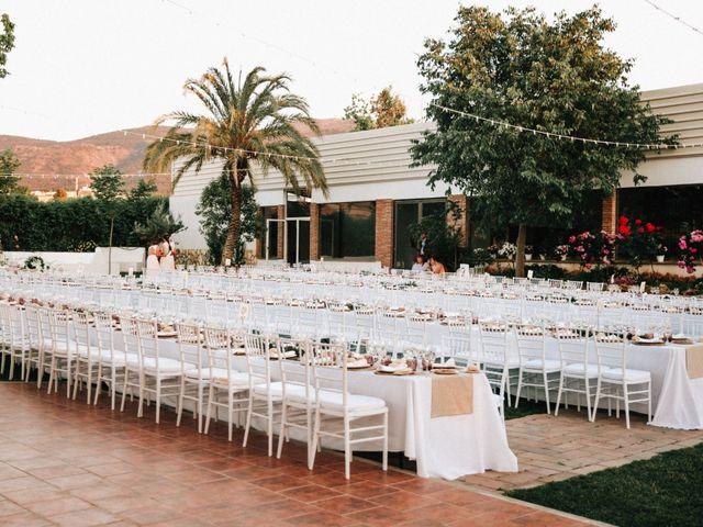 La boda de Roberto y Lurdes en Granada, Granada 31