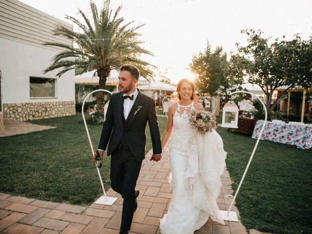 La boda de Roberto y Lurdes en Dilar, Granada 35