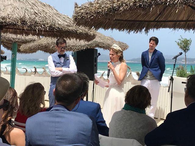 La boda de Pau y Ann en Muro, Islas Baleares 6