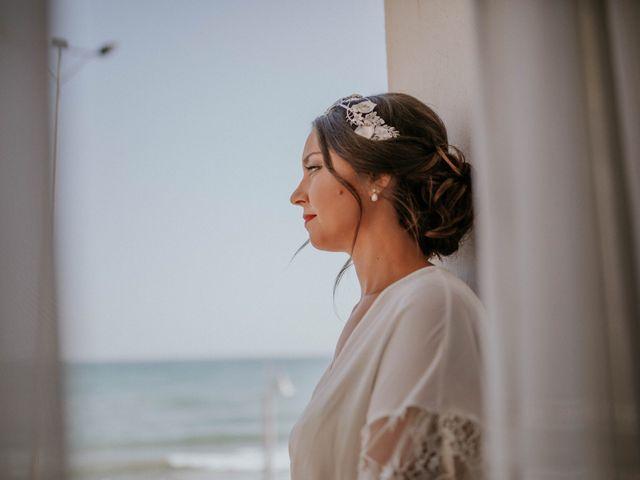 La boda de Antonio y Ana en Torre Del Mar, Málaga 7