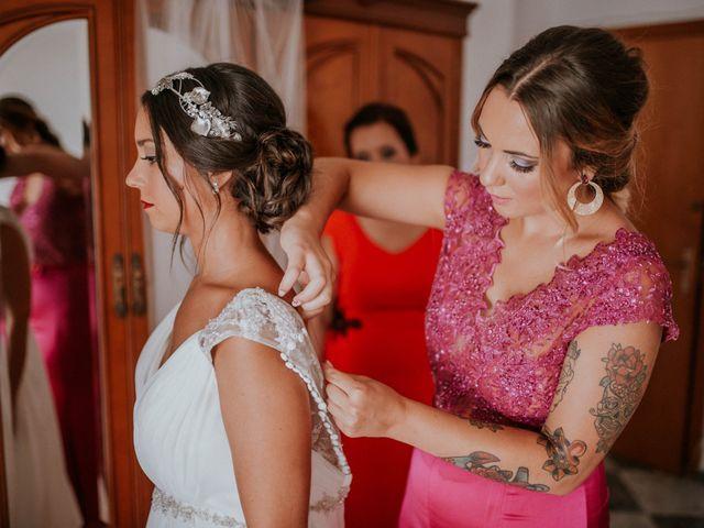 La boda de Antonio y Ana en Torre Del Mar, Málaga 10
