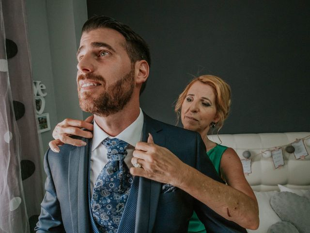 La boda de Antonio y Ana en Torre Del Mar, Málaga 15
