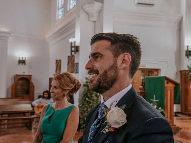 La boda de Antonio y Ana en Torre Del Mar, Málaga 22