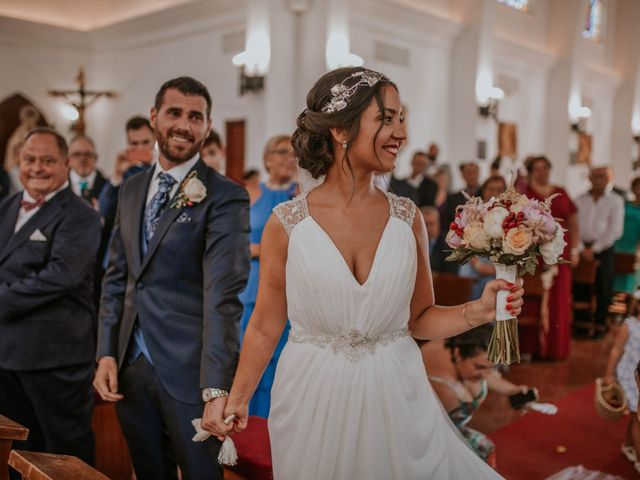La boda de Antonio y Ana en Torre Del Mar, Málaga 23