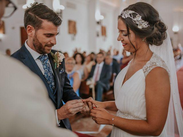 La boda de Antonio y Ana en Torre Del Mar, Málaga 26