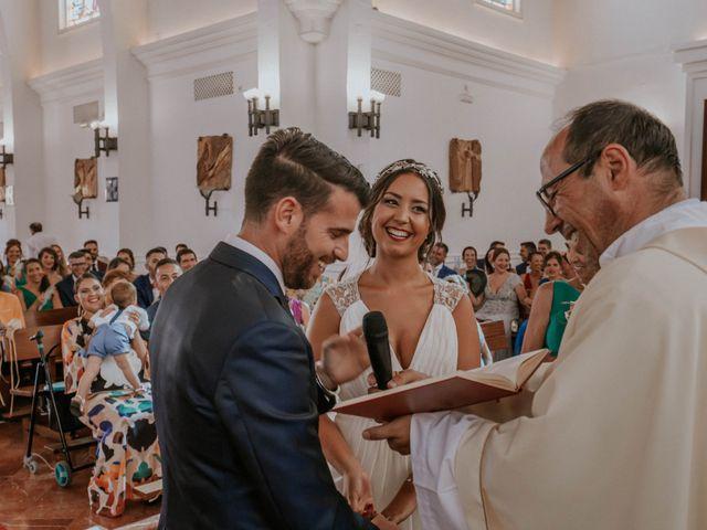 La boda de Antonio y Ana en Torre Del Mar, Málaga 29