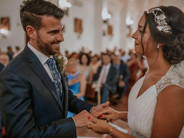 La boda de Antonio y Ana en Torre Del Mar, Málaga 30