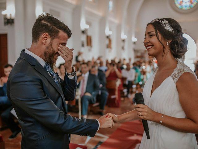 La boda de Antonio y Ana en Torre Del Mar, Málaga 32