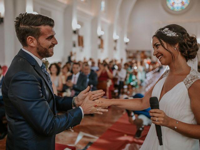La boda de Antonio y Ana en Torre Del Mar, Málaga 33