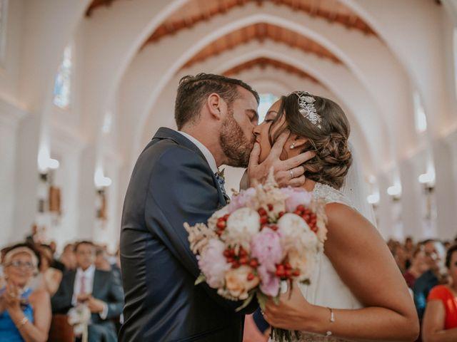 La boda de Antonio y Ana en Torre Del Mar, Málaga 34