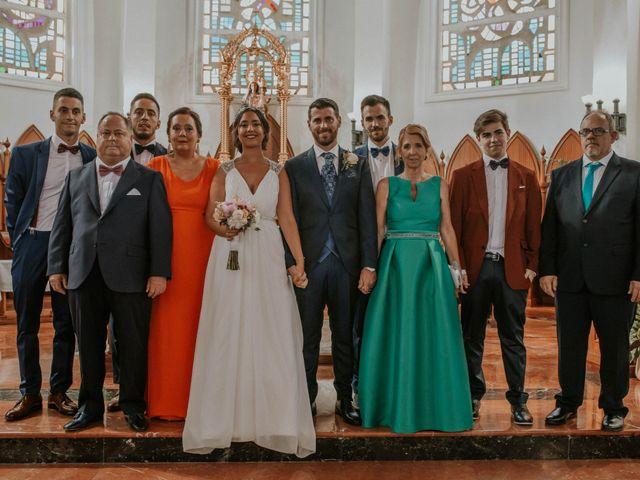 La boda de Antonio y Ana en Torre Del Mar, Málaga 37